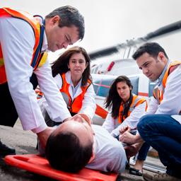 Evacuations médicales
